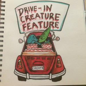 Drive-In Creature Feature